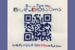 【Blue-Blossoms QRコード】