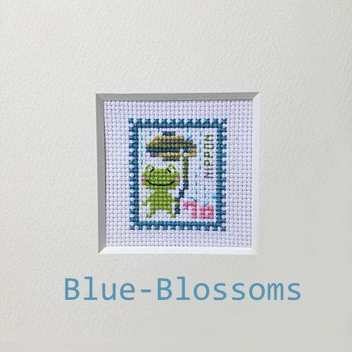 切手【Frog】