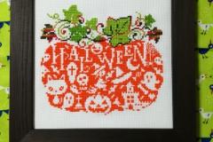 【Halloween かぼちゃ】