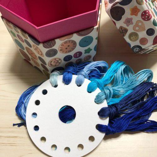 刺しゅう糸専用箱