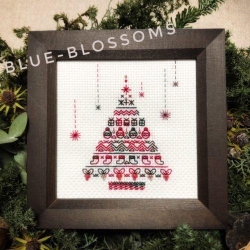 【小さいクリスマスツリー】