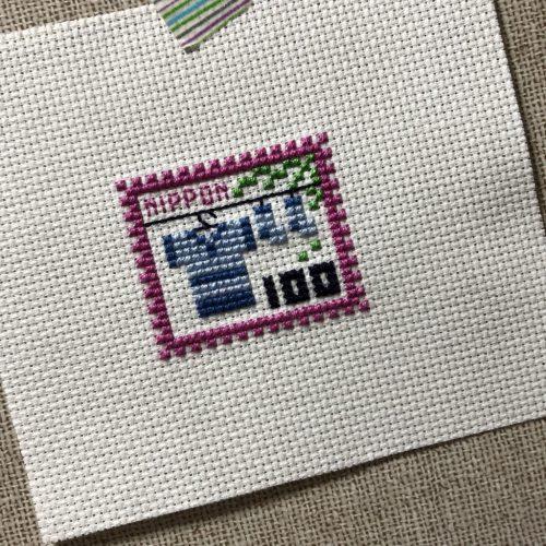 切手【洗濯物】